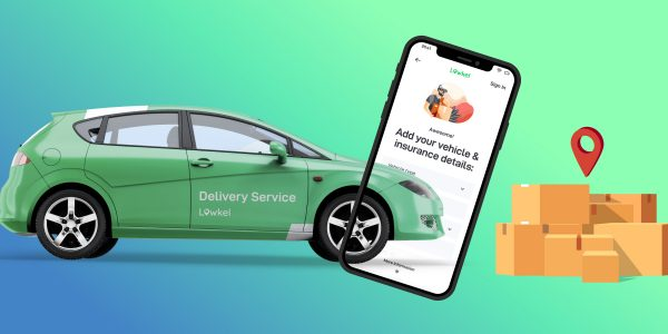 Start Freelance Driving Gigs with Lowkel