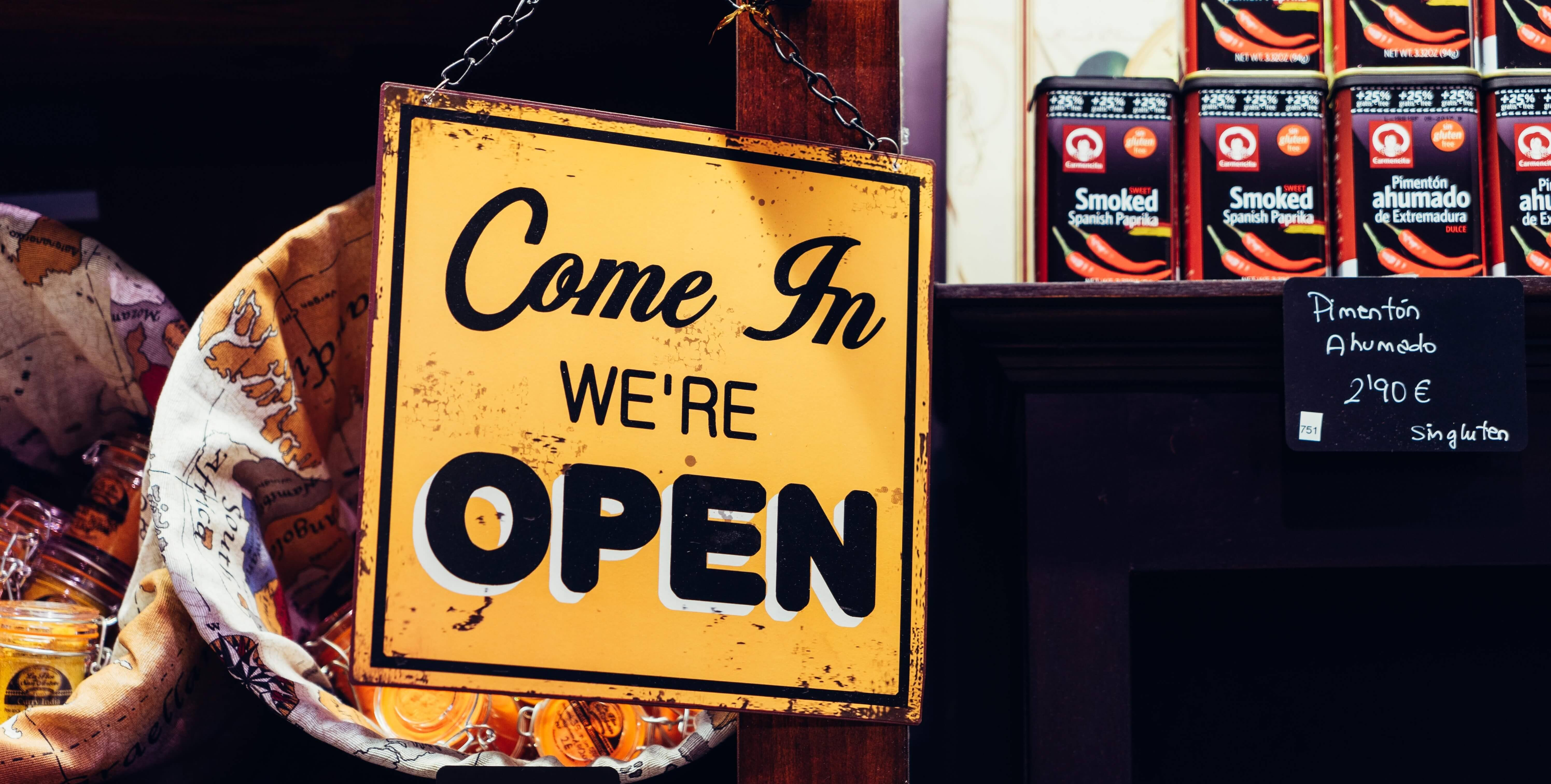 Local Businesses Re-opened