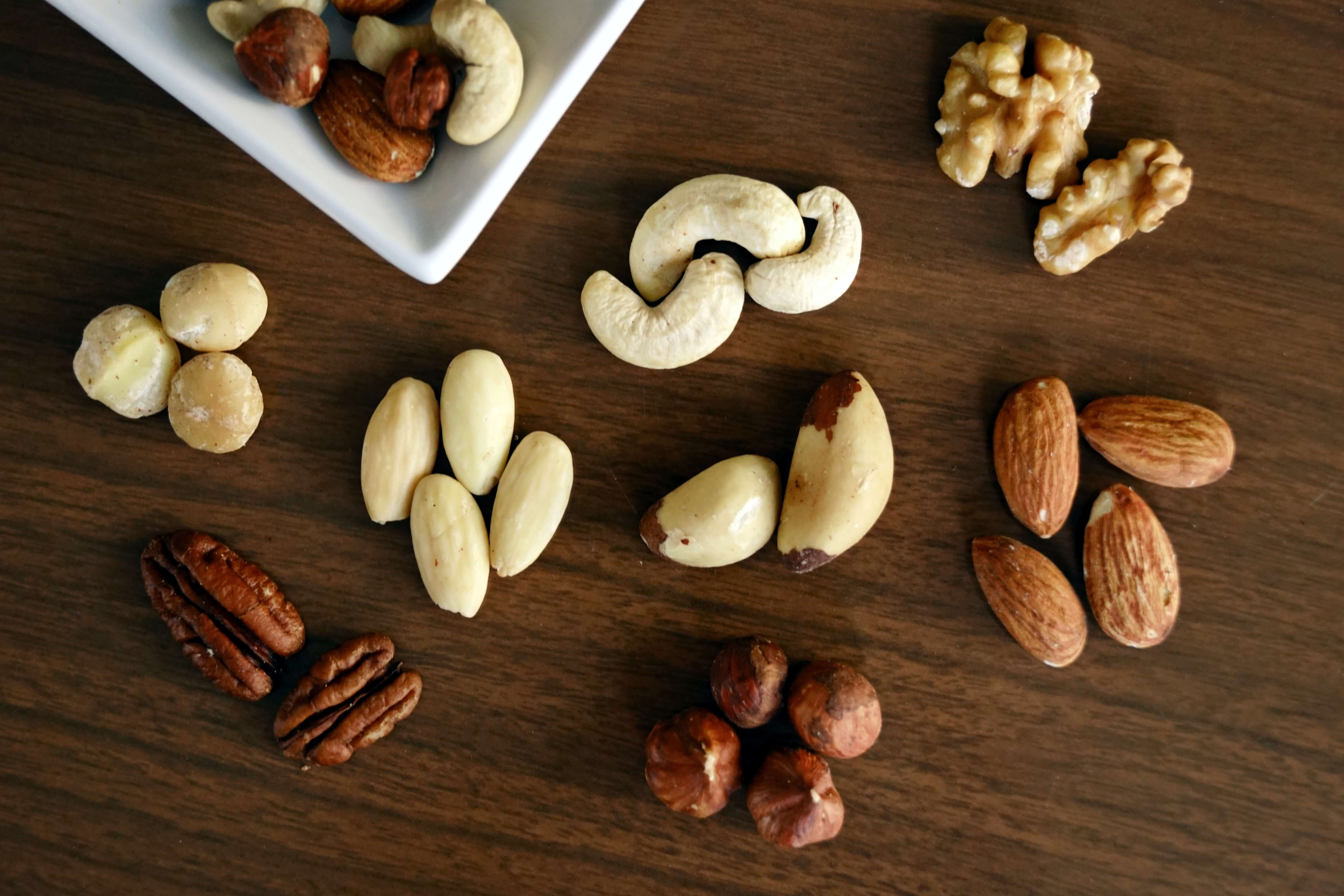 Include Healthy Snacks in Your List