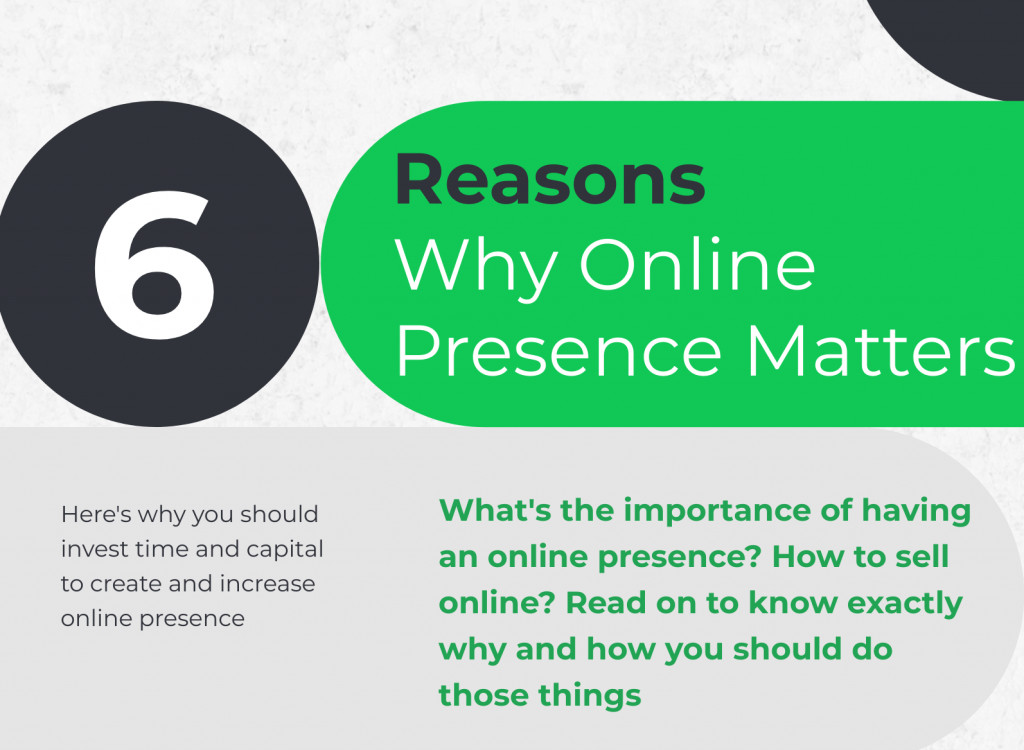 importance of online presence